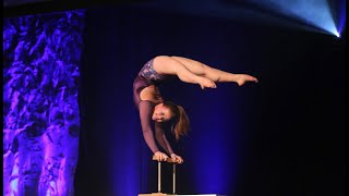 Hand Balancing Routine Places First in 2019 Colorado Springs Talent Show