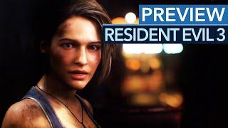 Resident Evil 3 verliert die größte Stärke von Resi 2