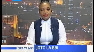 Rais Uhuru na Raila kupokea ripoti ya BBI