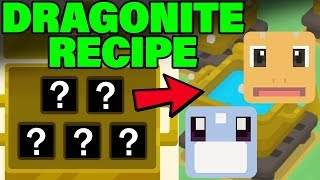 The BEST Pokemon Quest Dragonite Guide!  How to Get Lv100 Dragonite in Pokemon Quest