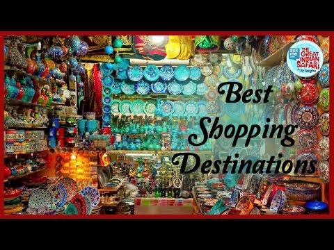 Top 5 Shopping Destinations in India | Vir Sanghvi