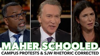 Bill Maher Gets Schooled On 'Campus Protests' & 'SJW' Rhetoric