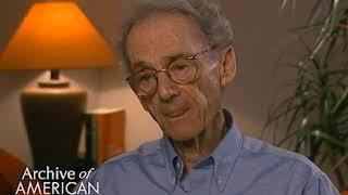 Writer Del Reisman on the Hollywood Blacklist - TelevisionAcademy.com/Interviews