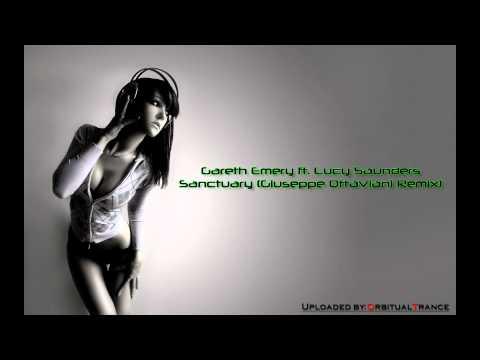 Gareth Emery Ft. Lucy Saunders - Sanctuary (Giuseppe Ottaviani Remix) [HD]