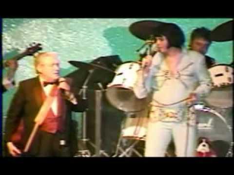 William Stiles singing with Charlie Hodge music