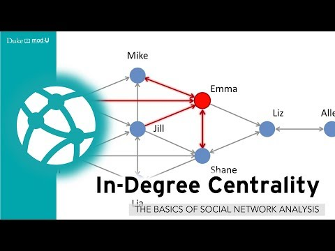 In-Degree Centrality: A Social Network Lab in R for Beginners