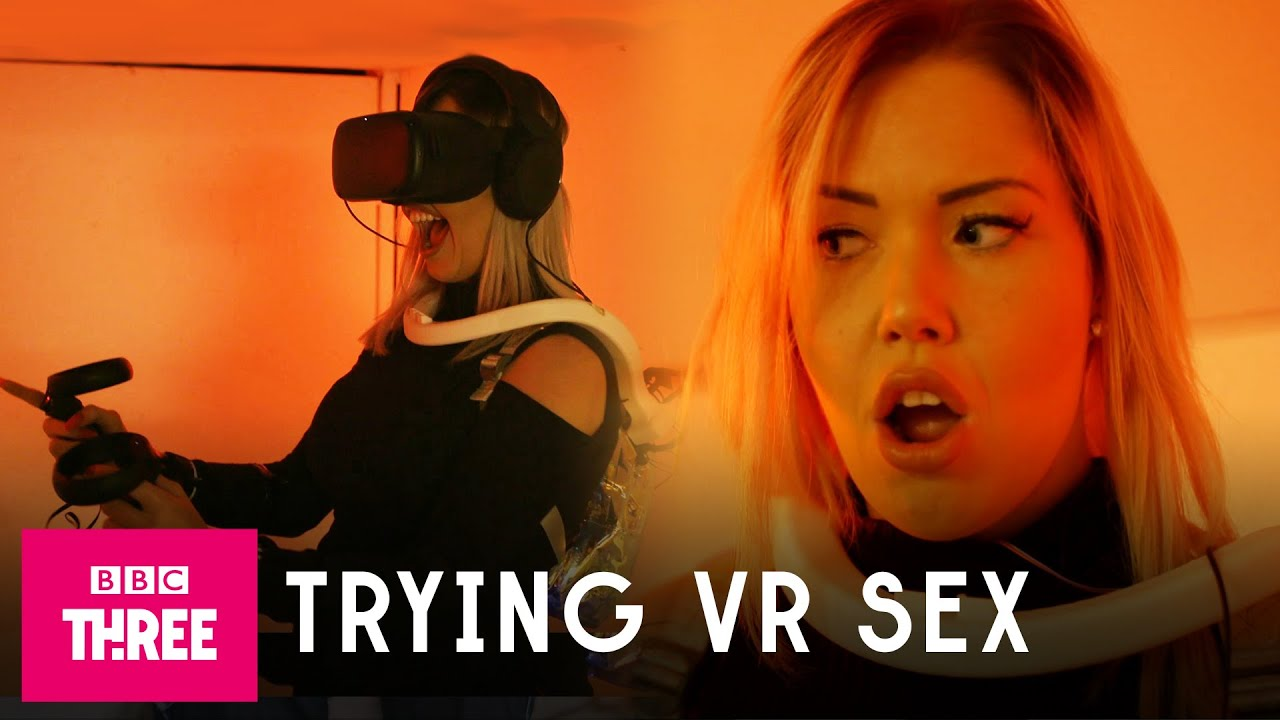 My First VR Sex Experience: Hayley Pearce