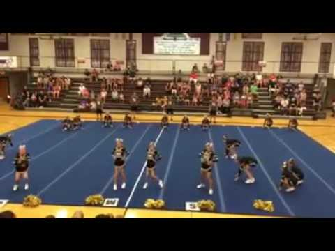 SMS Cheer @ Kansas City Regional Cheer Competition 2016