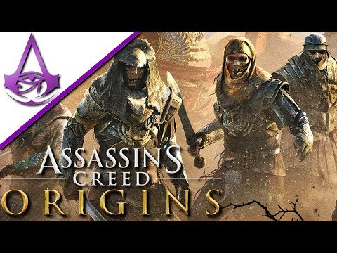 Assassin's Creed Origins #123 - Lichter über den Dünen - Let's Play Deutsch thumbnail