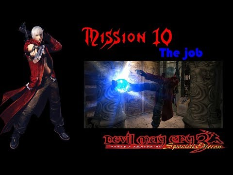 Devil May Cry 3 Special Edition Mission 10 thumbnail