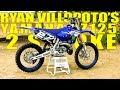 Ryan Villopoto's Yamaha YZ125 2 Stroke RAW - Motocross Action Magazine