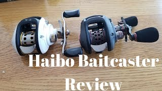 Haibo Baitcasters Review