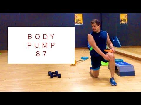 Body Pump 87  by Joe Creek