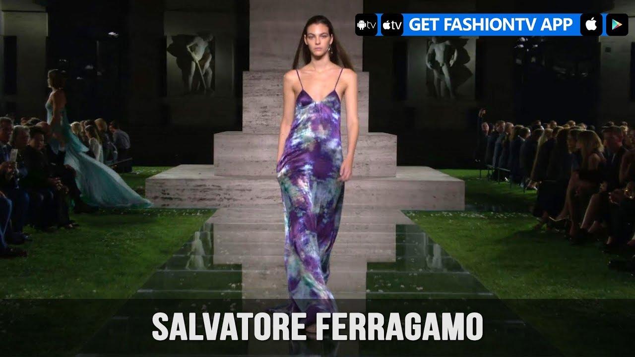 0be9edbf4672f Milan Fashion Week Spring/Summer 2018 - Salvatore Ferragamo | FashionTV