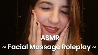 [ASMR] The Tingle Spa ~  Face Massage Virtual Experience