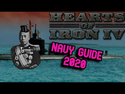 Hoi4 Naval guide