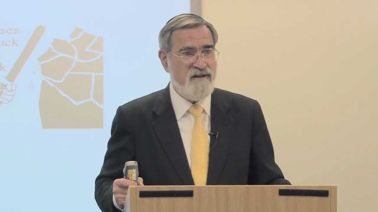Korach 5771 - Covenant & Conversation - Chief Rabbi Lord Sacks speaks on the weekly torah portion