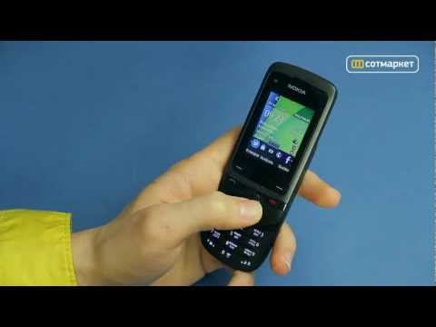 Видео обзор Nokia C2-05 от Сотмаркета