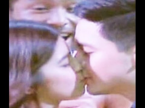 Eat Bulaga May 23 2017 LOOK: How Alden and Maine affects your love life when they kiss?