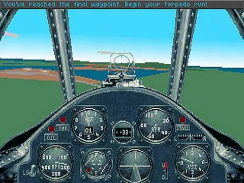 Aces of the Pacific  (Sierra\Dynamix) - PC Game 1992