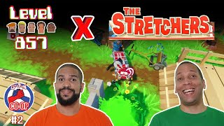Let's Play Co-op | The Stretchers | 2 Players | Walkthrough Part 2
