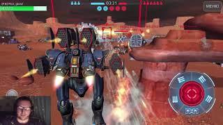 War Robots Противостояние в игре и жизни