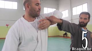 The 17 Hapkido Wrist Grabs and Escapes