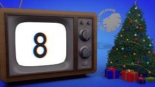 Julekalender 8: 1999/2000 - Zumas første mål