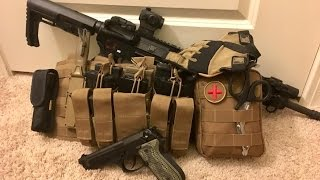 Condor Recon Chest Rig Review - Budget Tactical Gear