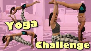 The Yoga Challenge | ft Aneesha again!!