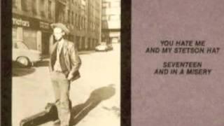 Judge Bean Jr. & The Jury - Seventeen And In A Misery (Johanna, 1981) Tuomari Nurmio