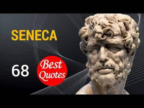 """🔴 The 68 Best Quotes By Seneca ✅ """"If You Wished To Be Loved, Love."""""""
