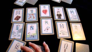 """The """"All Eyes"""" Lenormand Spread by Donnaleigh"""