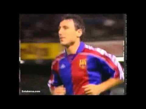 Season 1993/1994. CD Tenerife  -  FC Barcelona - 2:3