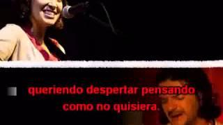 RICARDO ARJONA y GABY MORENO FUISTE TU karaoke