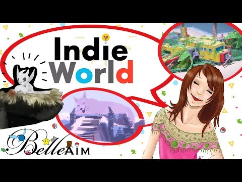 Indies World Showcase Live Reaction & Thoughts 8.19.19 Ori On The Switch?!