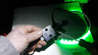 RGB контролер B NFEN X в корпус с наружной кнопкой.