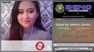 Download Harapan Cinta Jadi Dilema - Thomas Arya & Elsa P (karaoke duet Jheny Zein   cover smule)