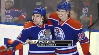 Ryan Jones First Career Hat Trick 12.02.2011