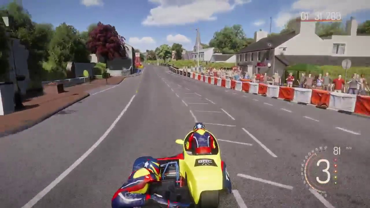 isle of man tt game sidecar dlc ps4 pro youtube. Black Bedroom Furniture Sets. Home Design Ideas