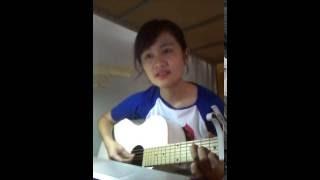 Anh đang nơi đâu [cover guitar by Nga Nguyen]