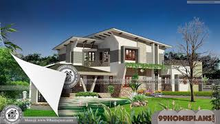 Indian House Design By 99HOMEPLANS COM [ Esp: 085 ]
