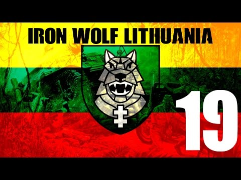 "Hearts of Iron IV - Intermarium Multiplayer (Lithuania) 19 ""The White Death"""