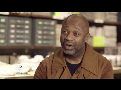 Artist Theaster Gates turns Chicago's empty spaces into incubators for culture