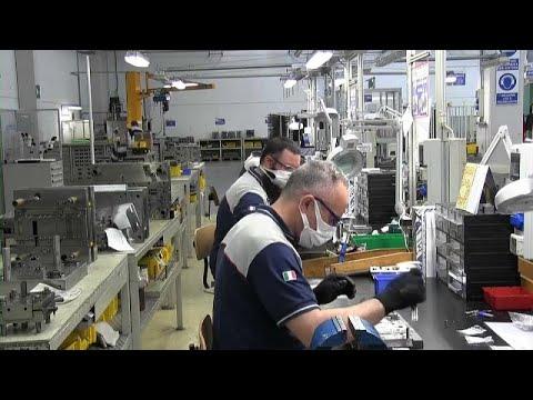 Istat: quasi mezzo milione di posti di lavoro in meno