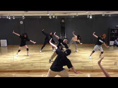 Aurora | ATEEZ (Kpop Dance Classes By I LOVE DANCE)