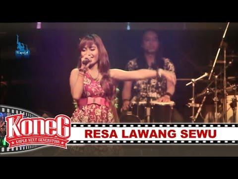 KONEG LIQUID feat RESA LAWANG SEWU - GOYANG DUMANG [Liquid Cafe] [LIVE PERFORMANCE]