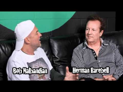 SCORPIONS - Herman Rarebell Interview: Shockwaves VideoCast Episode #8