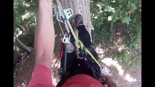 Video Single Single Rope Technique with nothing more than Double Rope tools. download MP3, 3GP, MP4, WEBM, AVI, FLV Desember 2017