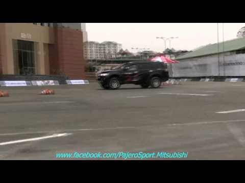 Pajero Sport drift by Masuoka